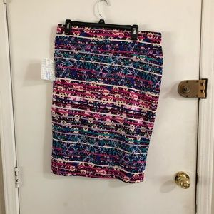 Lularoe Cassie skirt new with tags